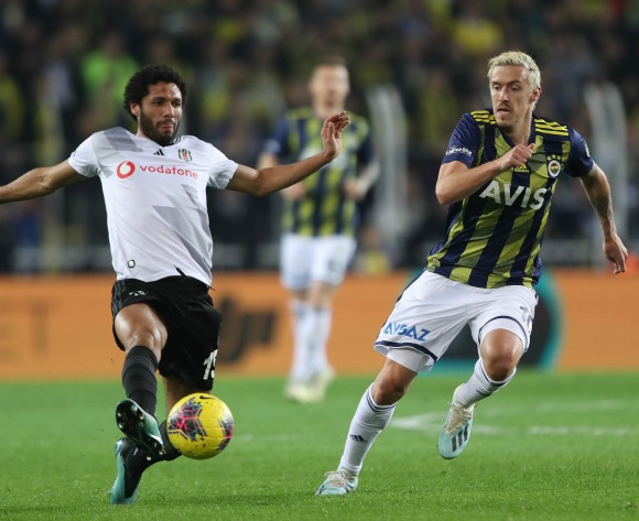 Besiktas want to keep hold of Elneny - reports