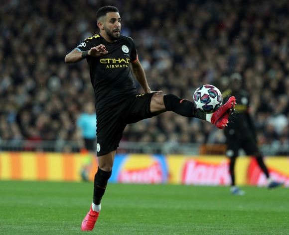 Real Madrid enter race to sign Riyad Mahrez
