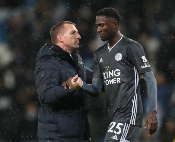 Rodgers not surprised by Leicester's slump during Ndidi's absence