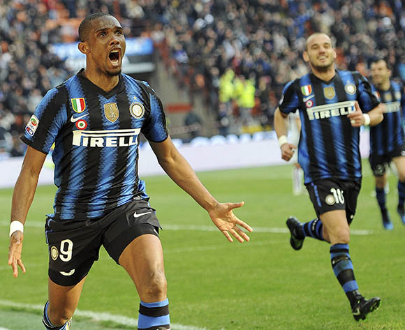 WATCH: All of Samuel Eto'o's goals for Inter