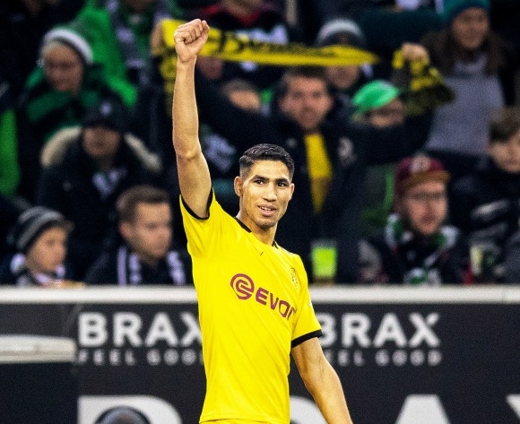 Hakimi hoping to break into Real Madrid team next season