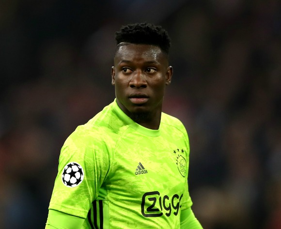 Onana open to PSG switch - reports