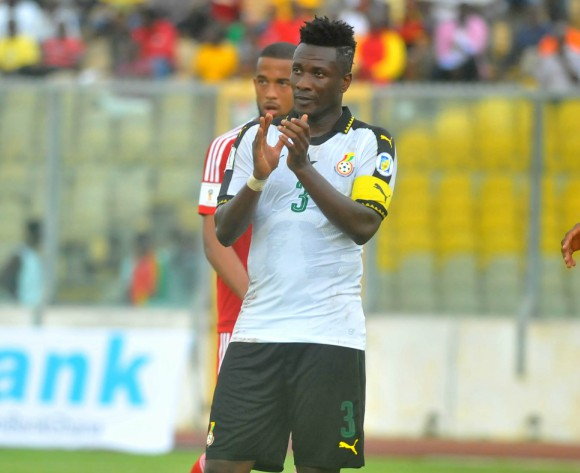 Gyan not ready to hang up his boots