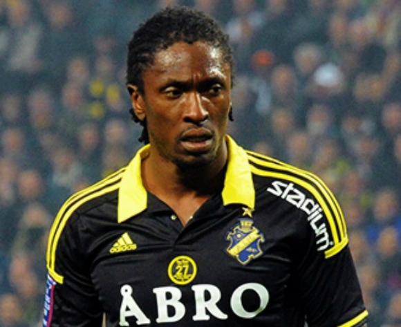 Ex-Nigeria & Man City star Etuhu banned in Sweden