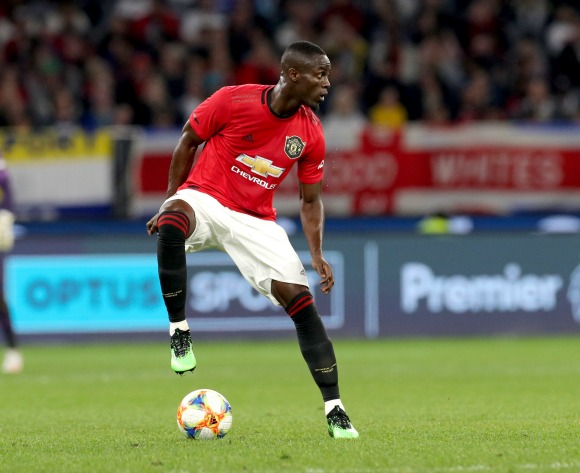 Bailly relishing his time with Man United