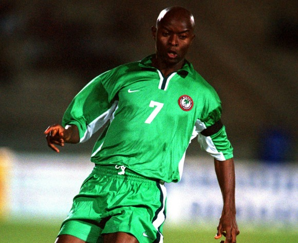 Finidi George keen to coach Nigeria