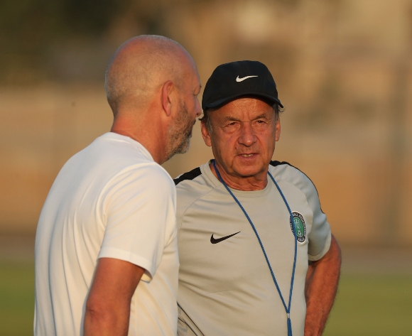 Gernor Rohr: I just want to keep coaching Nigeria