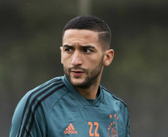 Ziyech: How Lampard convinced me to join Chelsea