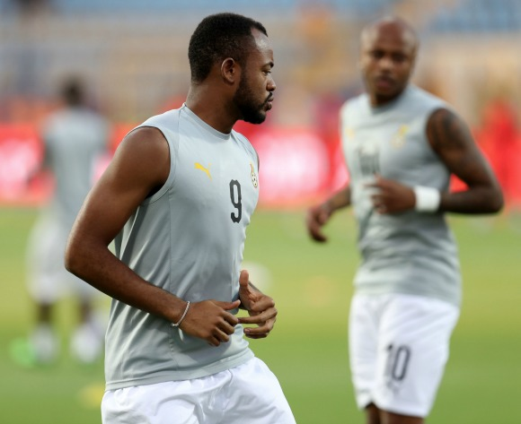 How Jordan Ayew has stepped out of his brother's shadow