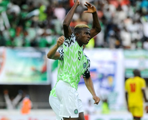 Osimhen: It won't be easy to emulate Ighalo
