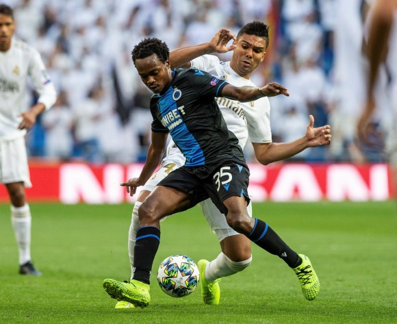 Percy Tau and Co set to clinch Belgium Pro League crown