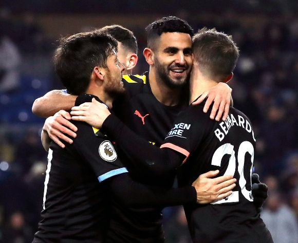 WATCH: All of Mahrez's Premier League goals for Manchester City