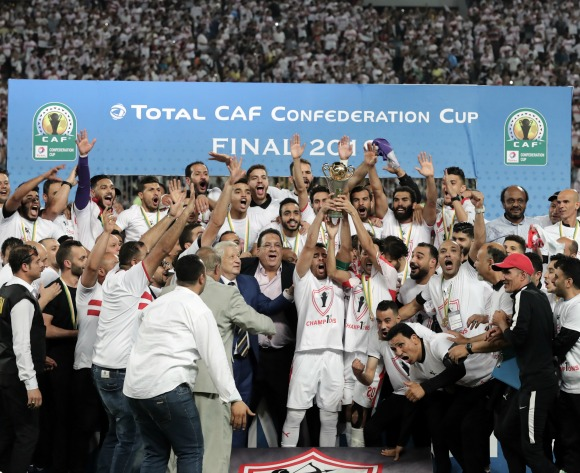 Weekly quiz: CAF Confederation Cup finals and winners
