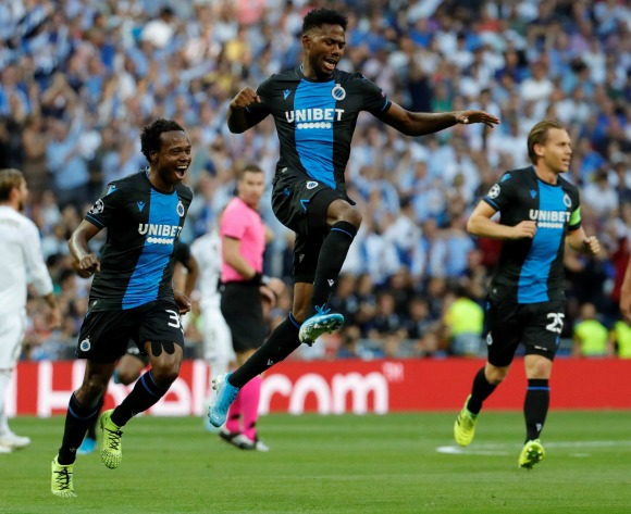 Arsenal target Emmanuel Dennis set to leave Club Brugge