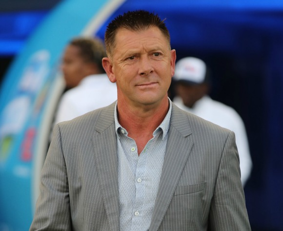 You can't cancel the season – Eric Tinkler