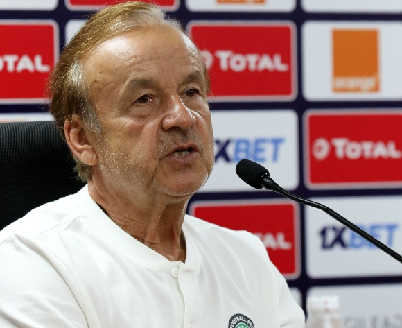 Okonkwo: Rohr can lead Nigeria to AFCON title