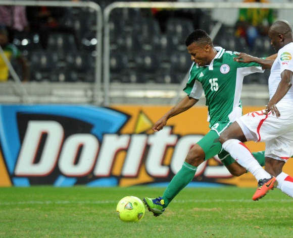 Uche: I asked Keshi if he had problem with me