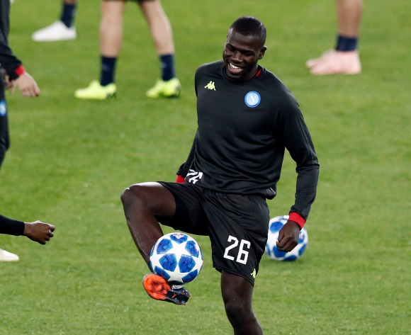 Liverpool join United in race for Senegal's Koulibaly