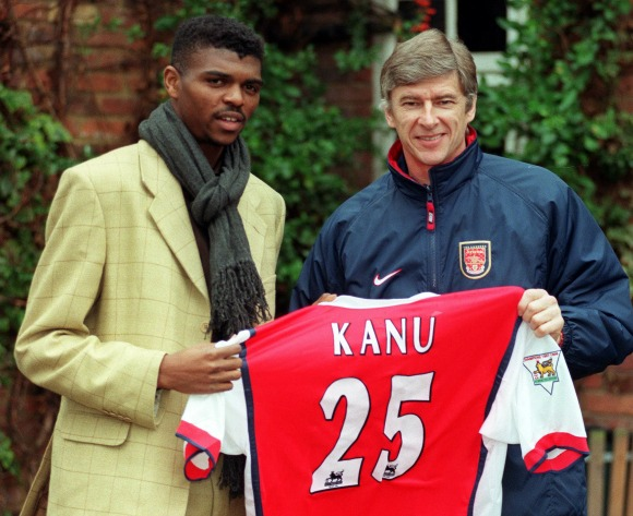 Wenger picks Kanu as best January signing