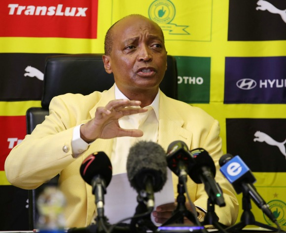 Motsepe pledges no salary cuts at Sundowns