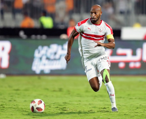 Shikabala: 'Better to cancel this season'