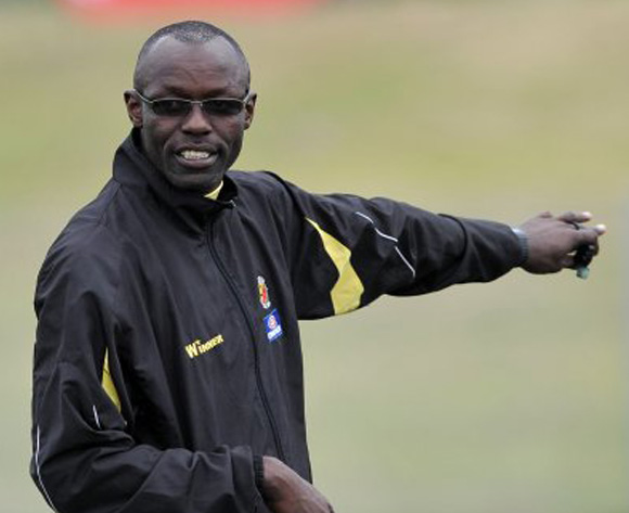 Musa Otieno: My dream is to be Kenya's head coach
