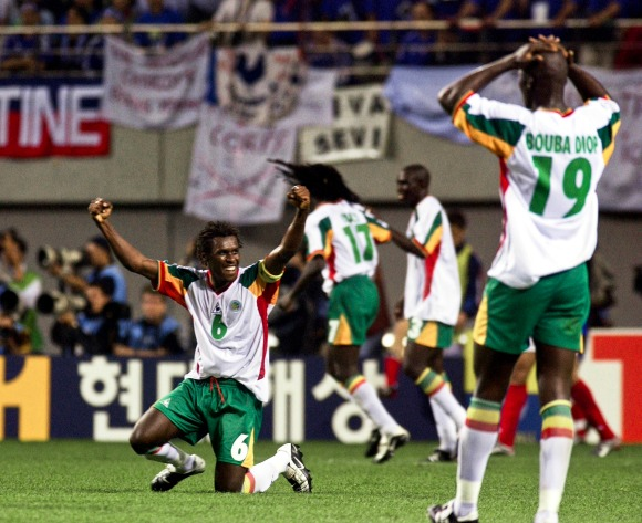 Relive Senegal's stunning showing in 2002