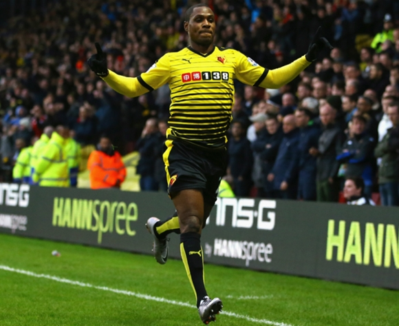 WATCH: All of Ighalo's goals for Watford