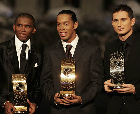 Eto'o: How Africa can produce another Ballon d'Or winner