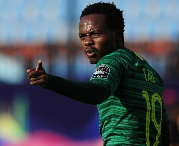 McCarthy backs Tau to break Bafana scoring record