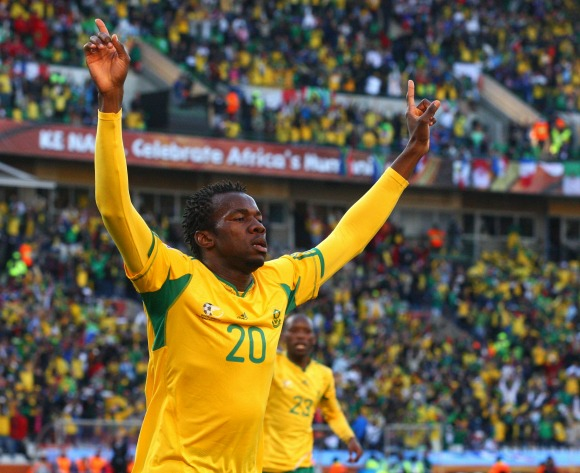 On This Day in 2010 - Bafana Bafana beat France in Bloemfontein