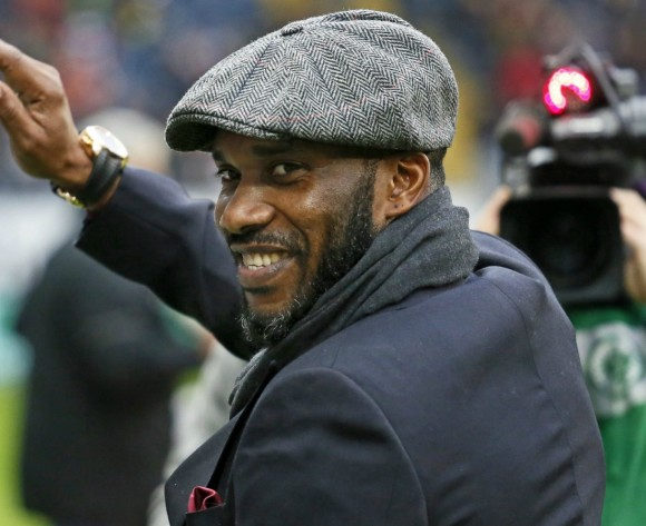 'Okocha scored best goal in history of German football'