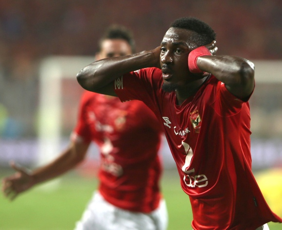 Junior Ajayi hopes for Ahly-Zamalek CAF CL final