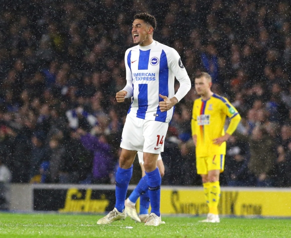 Potter: Why Brighton sold Nigeria's Balogun