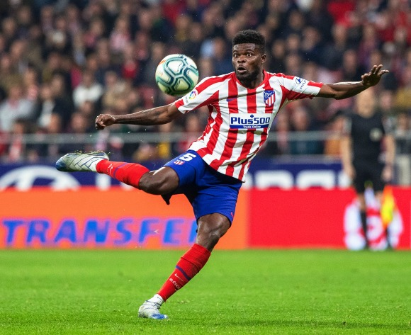 Kanoute urges Ghana's Partey to stay in La Liga