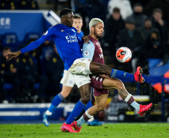 Ndidi eyes Champions League return with Leicester