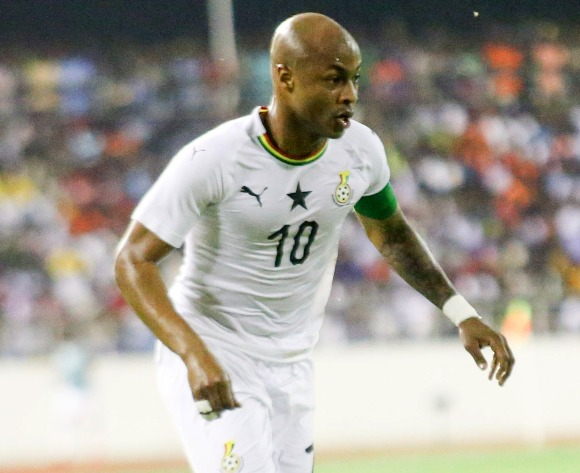 Tagoe: Ayew the man to lead Ghana to glory