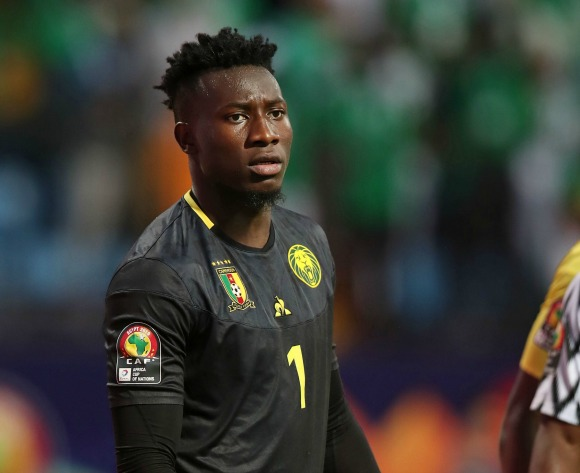 Leverkusen not interested in Andre Onana