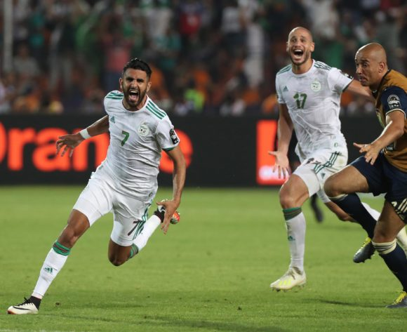 WATCH: Riyad Mahrez sends Algeria to AFCON Final at Nigeria's expense
