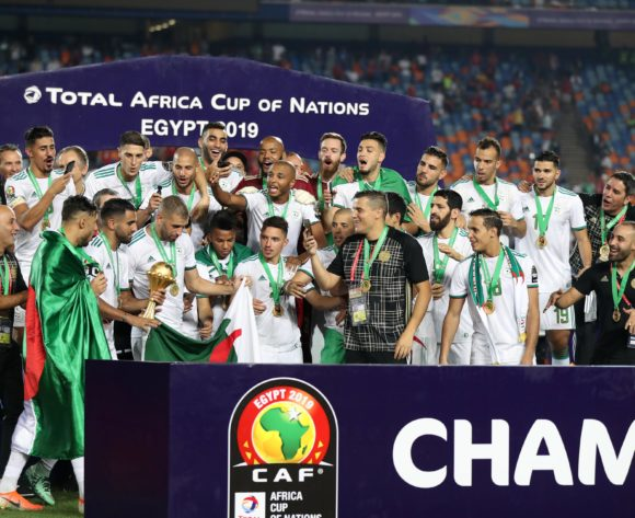 #OnThisDay in 2019: Algeria clinch AFCON title