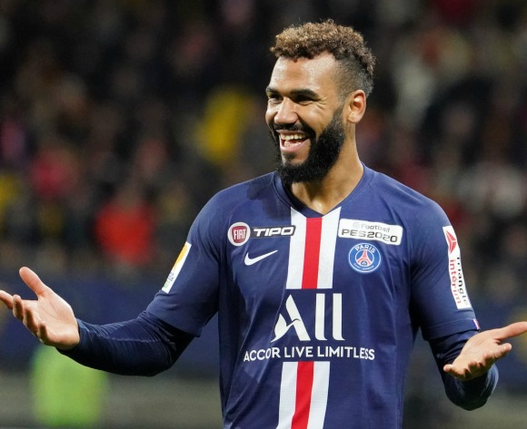 Choupo-Moting eyes cup double with PSG