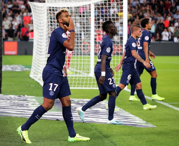 Choupo-Moting signs new PSG deal