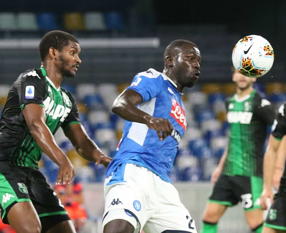 Giuntoli: Napoli yet to receive offers for Koulibaly