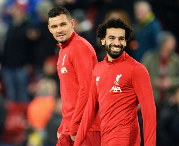 Sad Salah shares farewell message to Lovren