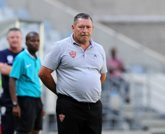 Stellenbosch coach: We should appreciate football