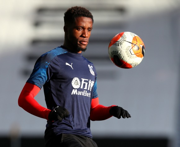 Clubs set to fight for Zaha's signature