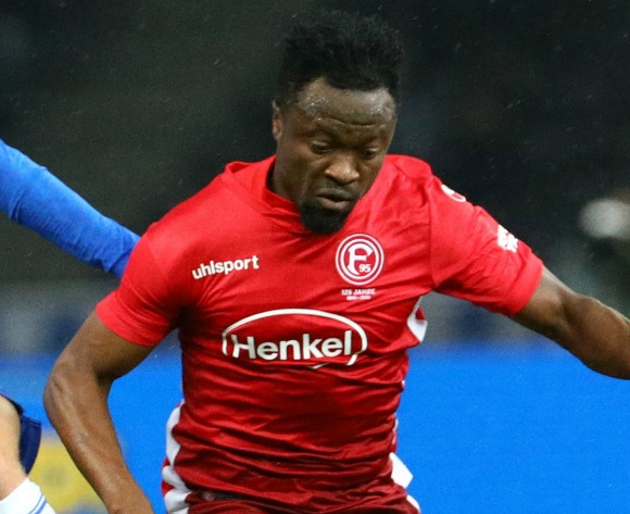 Tekpetey excited by prospect of UEFA Champions League