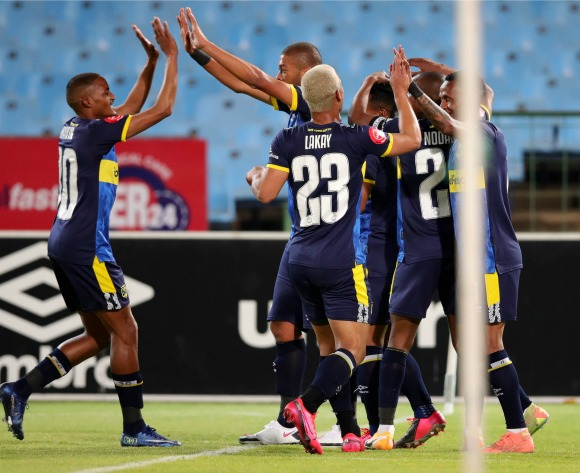 Cape Town City humble Mamelodi Sundowns