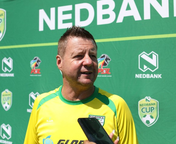 Baroka coach: I would have liked three more weeks to prepare!
