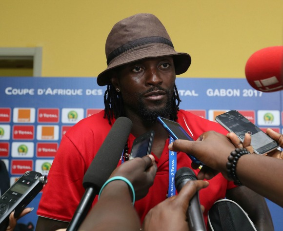 Adebayor backs Man City to advance in UCL